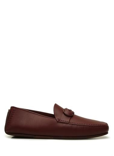 Salvatore Ferragamo Ayakkabı Bordo